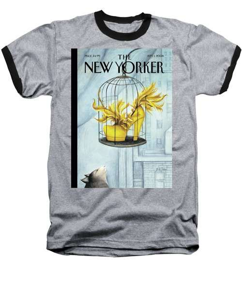 New Yorker September 1st, 2008 Baseball T-Shirt