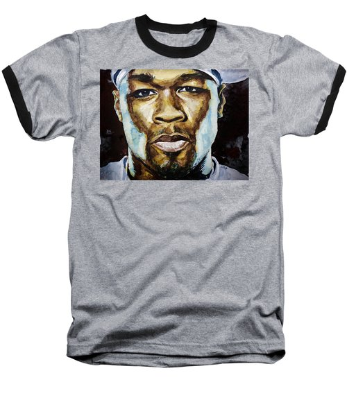 50 Cent Baseball T-Shirt