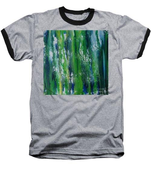 Greenery Duars Baseball T-Shirt