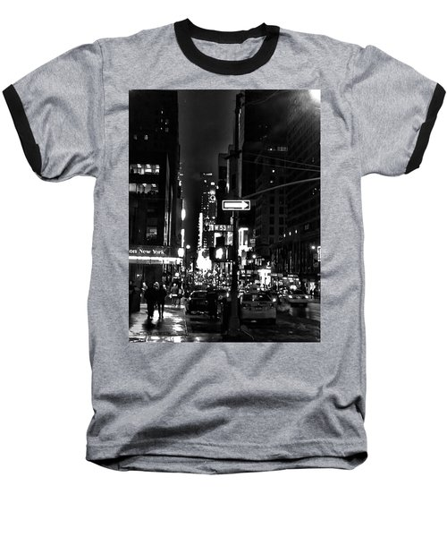 53rd And 7th Baseball T-Shirt