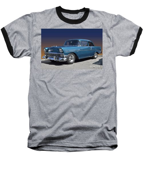 56 Chevy Baseball T-Shirt