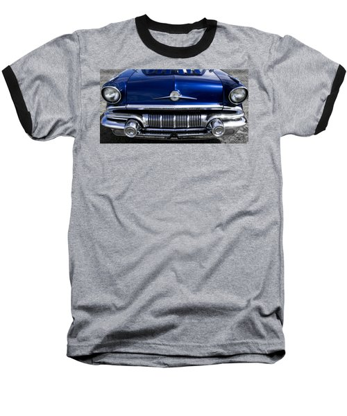'57 Pontiac Safari Starchief Baseball T-Shirt
