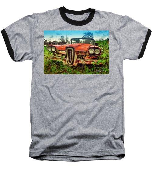58 Edsel Baseball T-Shirt