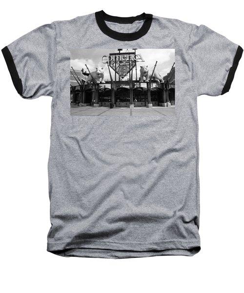 Comerica Park - Detroit Tigers Baseball T-Shirt