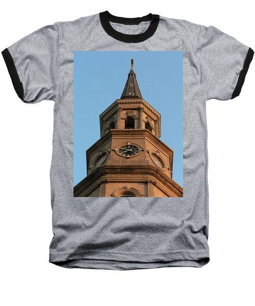 St. Philip's Episcopal Baseball T-Shirt
