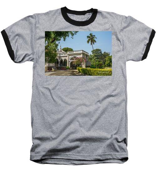 The Aga Khan Palace Baseball T-Shirt
