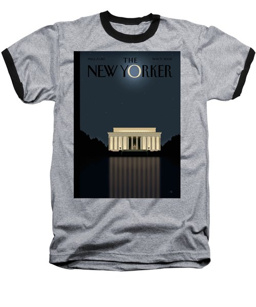 New Yorker November 17th, 2008 Baseball T-Shirt