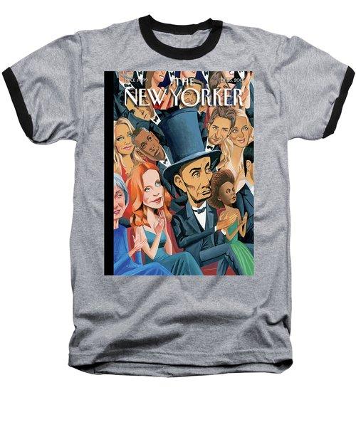 New Yorker February 25th, 2013 Baseball T-Shirt