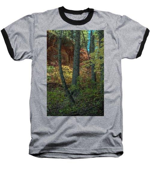 West Fork Fall Color Baseball T-Shirt
