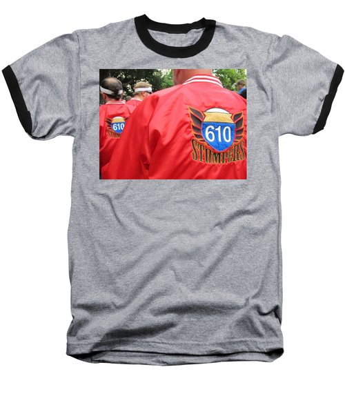 610 Stompers - New Orleans La Baseball T-Shirt