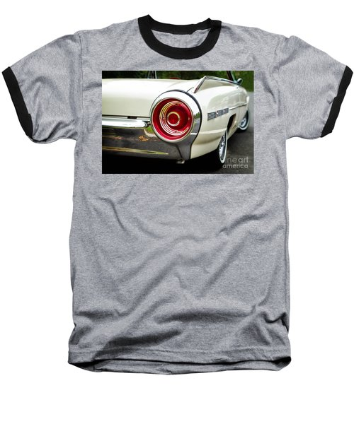 62 Thunderbird Tail Light Baseball T-Shirt