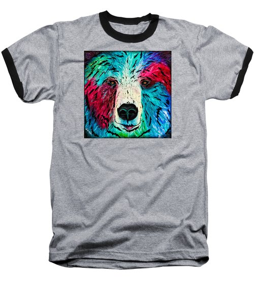 Bear Baseball T-Shirt