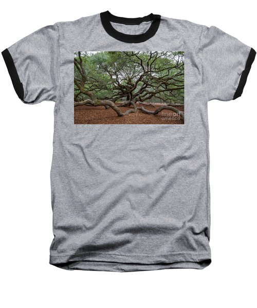 Mighty Branches Baseball T-Shirt