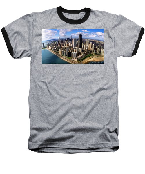 Chicago Il Baseball T-Shirt by Panoramic Images