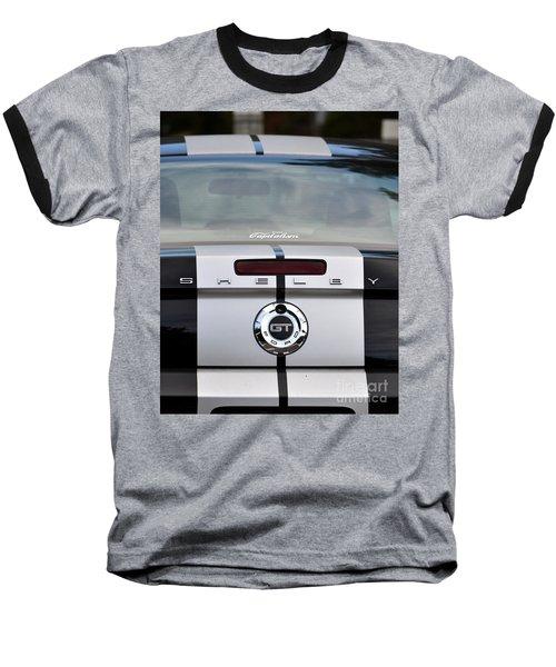 Dad's Ride Baseball T-Shirt by Dean Ferreira