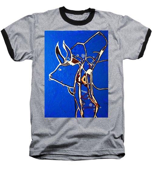 Dinka Livelihood - South Sudan Baseball T-Shirt
