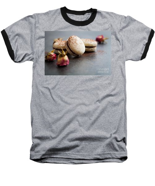 French Macaroons Baseball T-Shirt