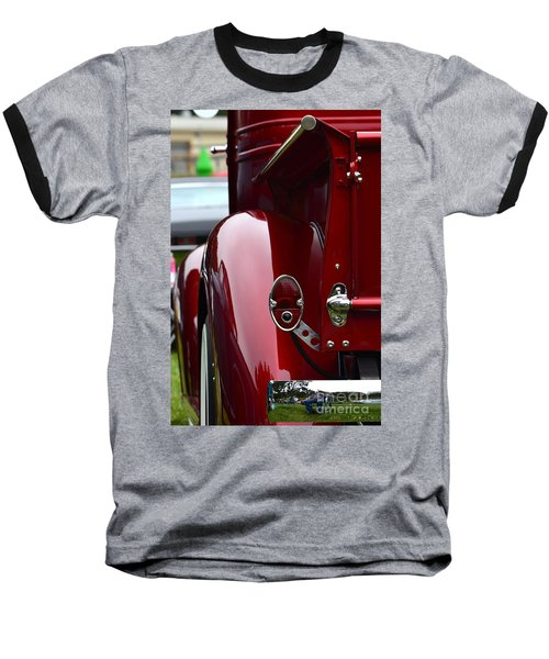 Classic Chevy Pickup  Baseball T-Shirt