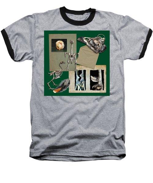 8. Chook Parts Baseball T-Shirt