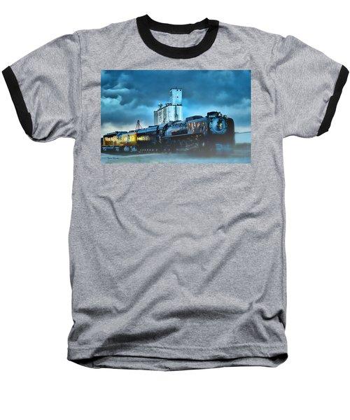 844 Night Train Baseball T-Shirt