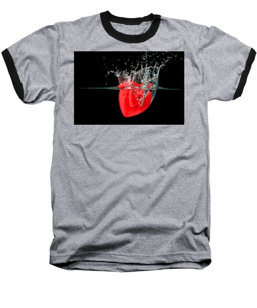 Heart Baseball T-Shirt
