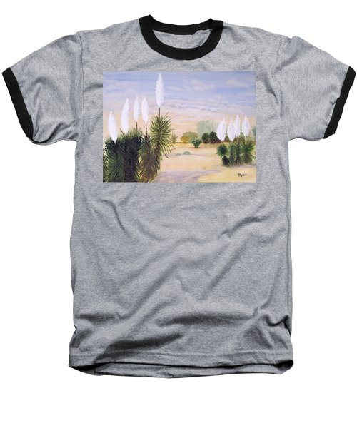 9 Yuccas 2 Baseball T-Shirt