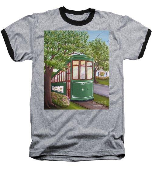 900 On The Avenue Baseball T-Shirt