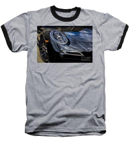 911 Turbo S Baseball T-Shirt