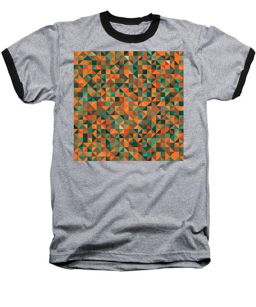 Pixel Art Baseball T-Shirt