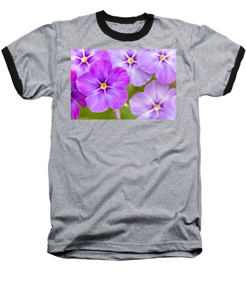 Baseball T-Shirt featuring the photograph A Beautiful Bunch by Heidi Smith