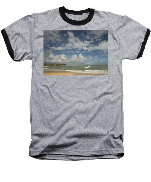 A Beautiful Day Baseball T-Shirt
