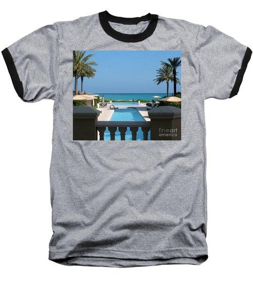Baseball T-Shirt featuring the photograph A Beautiful View by Patti Whitten