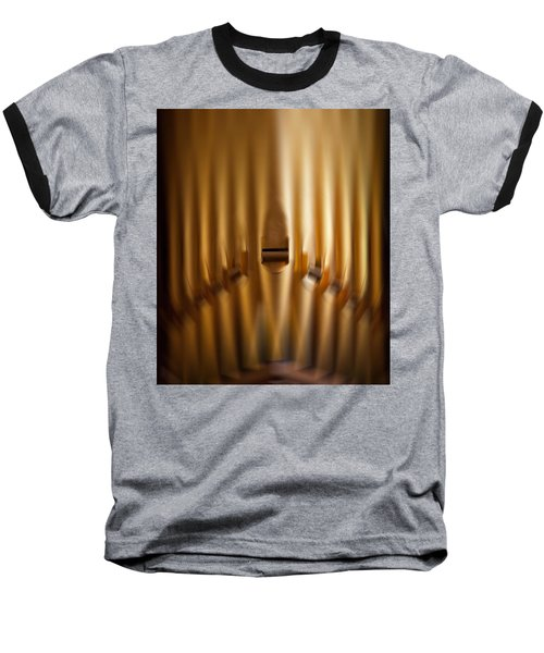 A Blur Of Pipes Baseball T-Shirt
