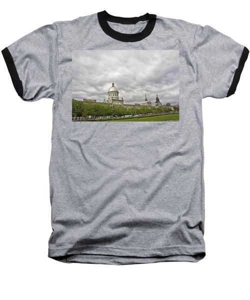A Bonsecours Day  Baseball T-Shirt