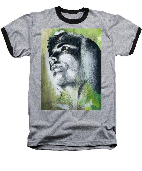 A Boy Named Persistence Baseball T-Shirt