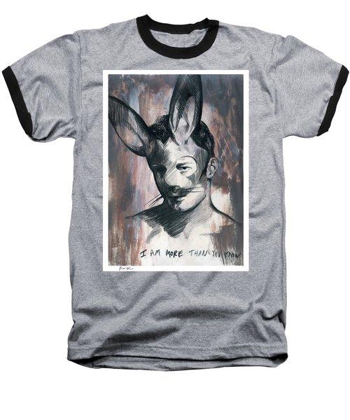 A Boy Named Truth Baseball T-Shirt