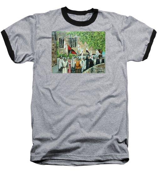 A Call To Arms Baseball T-Shirt