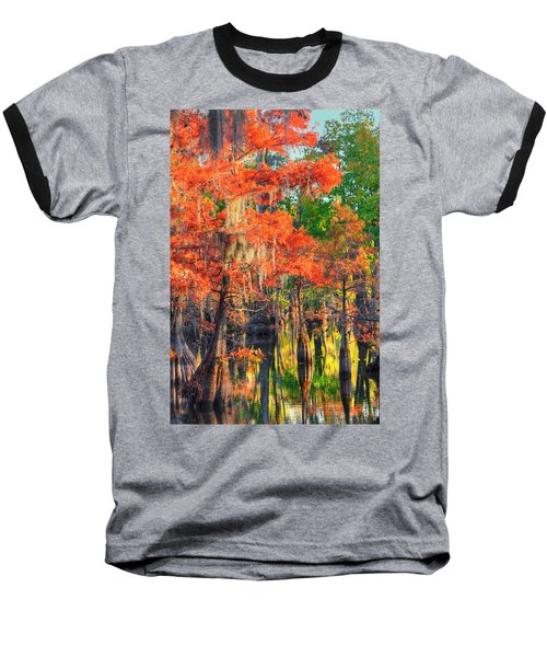 A Change Of Colors Baseball T-Shirt