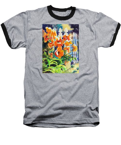 A Choir Of Poppies Baseball T-Shirt