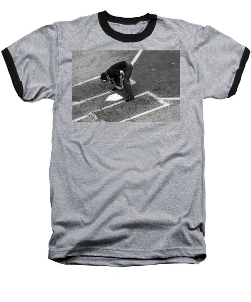 A Clean Home Baseball T-Shirt