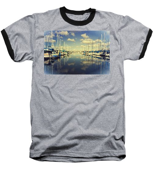 Baseball T-Shirt featuring the photograph A Cloud Here A Cloud There by Heidi Smith