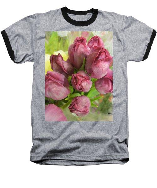 A Cool Bouquet  Baseball T-Shirt