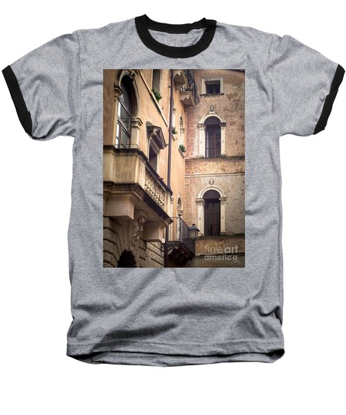 A Corner Of Vicenza Italy Baseball T-Shirt