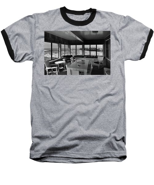 A Covered Porch With A View Baseball T-Shirt
