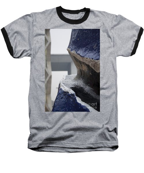A Crack In The Panorama Baseball T-Shirt