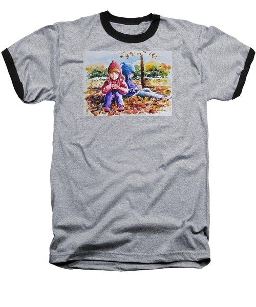 A Crop Of Good Friends Baseball T-Shirt