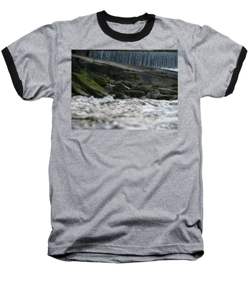 Baseball T-Shirt featuring the photograph A Day At The River by Michael Krek