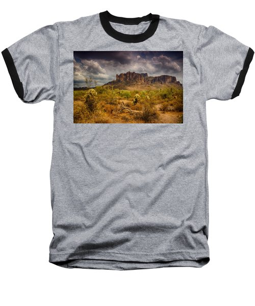 A Day At The Superstitions  Baseball T-Shirt