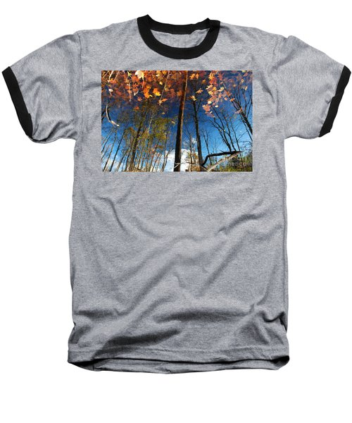 A Different Side Of Autumn Baseball T-Shirt