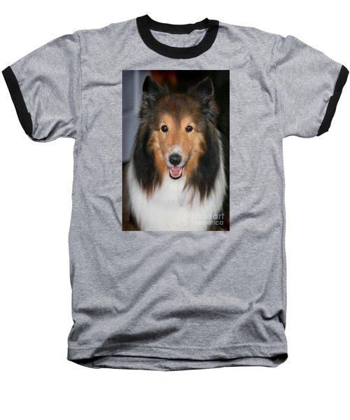A Dog Named Beau Baseball T-Shirt